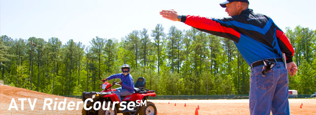 ASI ATV RiderCourse